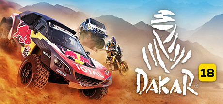 Dakar 18 Cover Image