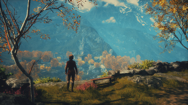 Draugen screenshot