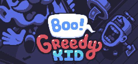 Boo! Greedy Kid Cover Image
