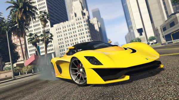 Скриншот №6 к Grand Theft Auto V - Criminal Enterprise Starter Pack