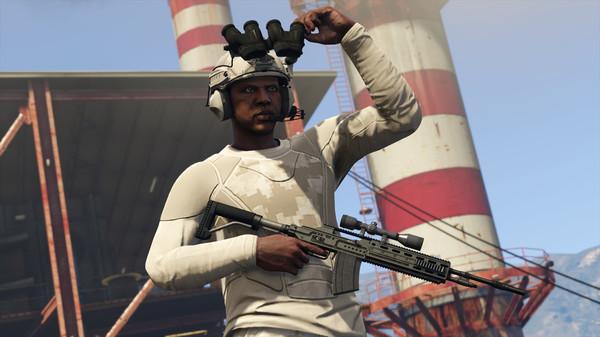 Скриншот №8 к Grand Theft Auto V - Criminal Enterprise Starter Pack
