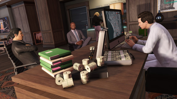 Скриншот №1 к Grand Theft Auto V - Criminal Enterprise Starter Pack