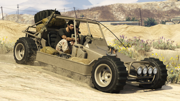 Скриншот №4 к Grand Theft Auto V - Criminal Enterprise Starter Pack