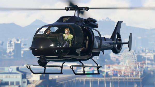Скриншот №5 к Grand Theft Auto V - Criminal Enterprise Starter Pack