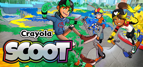 Crayola Scoot Cover Image