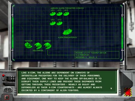 скриншот X-COM: Interceptor 0