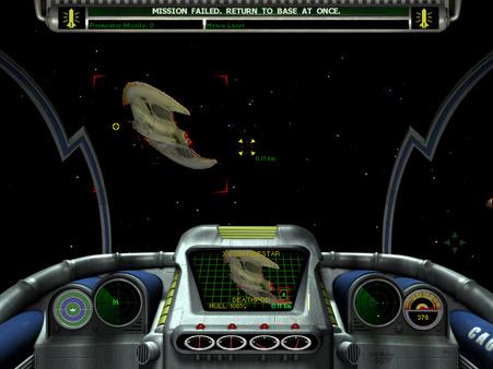 скриншот X-COM: Interceptor 2