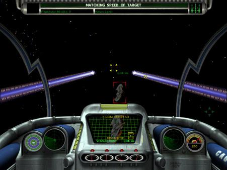 скриншот X-COM: Interceptor 3
