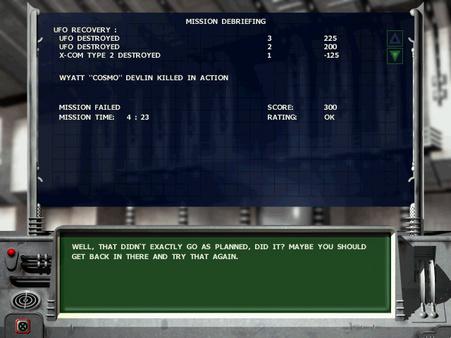 скриншот X-COM: Interceptor 5