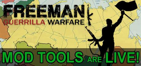 Freeman: Guerrilla Warfare Cover Image