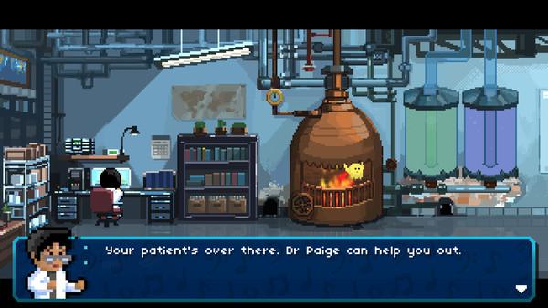 Rhythm Doctor screenshot