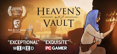Heaven's Vault Cover Image