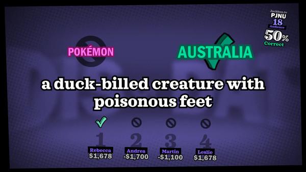 Скриншот №2 к The Jackbox Party Pack 5