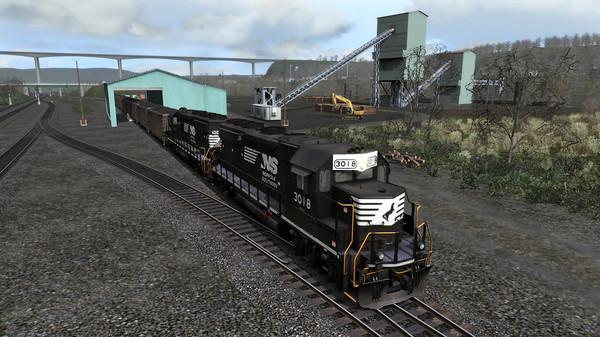 скриншот Train Simulator: GP40-2 Loco Pack Add-On 4