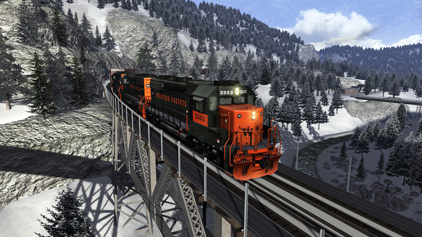 скриншот Train Simulator: GP40-2 Loco Pack Add-On 2