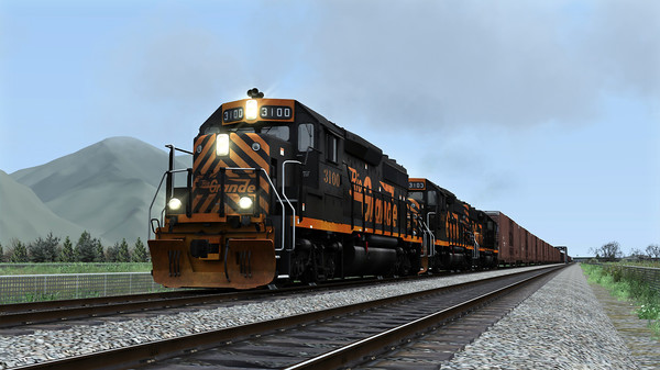 скриншот Train Simulator: GP40-2 Loco Pack Add-On 1