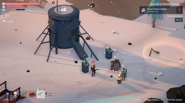 Скриншот №10 к Project Winter