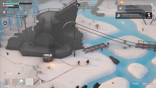 Скриншот №17 к Project Winter
