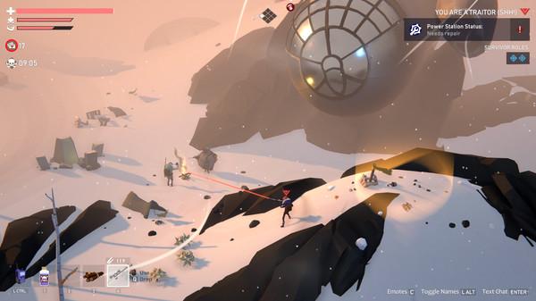 Скриншот №11 к Project Winter