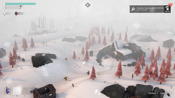 Скриншот №15 к Project Winter
