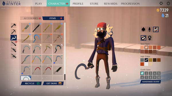 Скриншот №5 к Project Winter