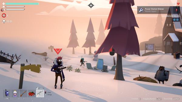 Скриншот №1 к Project Winter