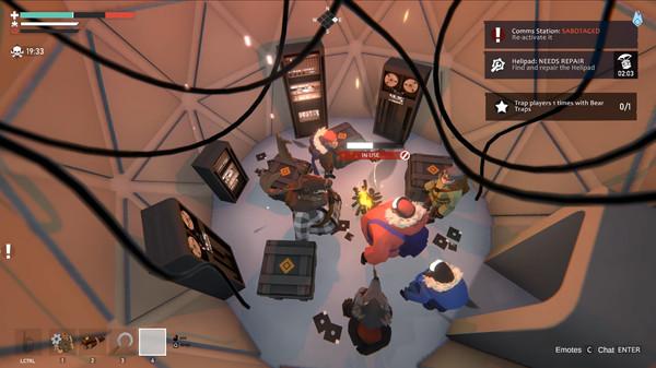 Скриншот №12 к Project Winter