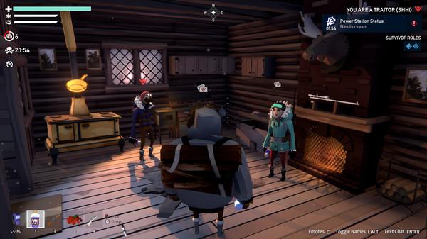 Скриншот №8 к Project Winter
