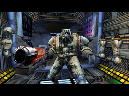 скриншот X-COM: Enforcer 0
