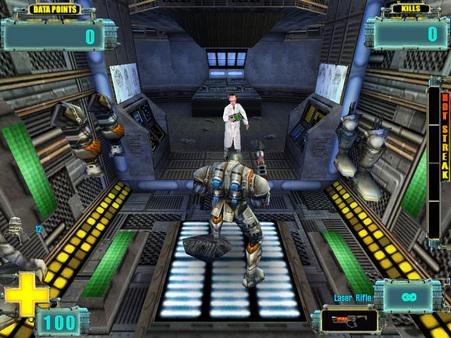 скриншот X-COM: Enforcer 1