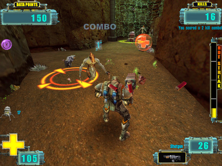 скриншот X-COM: Enforcer 4
