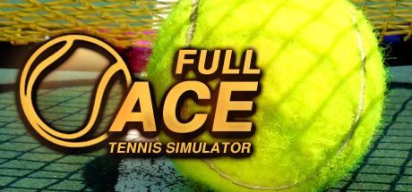 Full Ace Tennis Simulator Cover Image