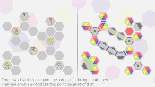 Hexxon screenshot