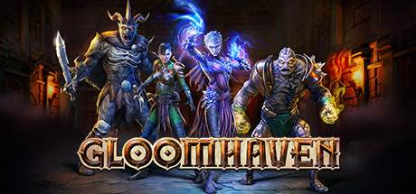Gloomhaven Cover Image