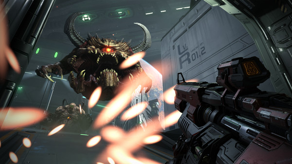 Скриншот №8 к DOOM Eternal