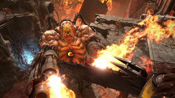 скриншот DOOM Eternal 3