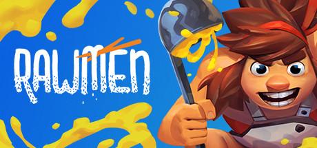 RAWMEN Cover Image