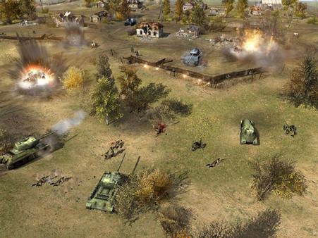 Скриншот №1 к Men of War™