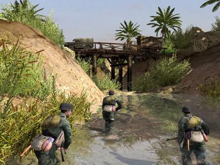 Скриншот №2 к Men of War™