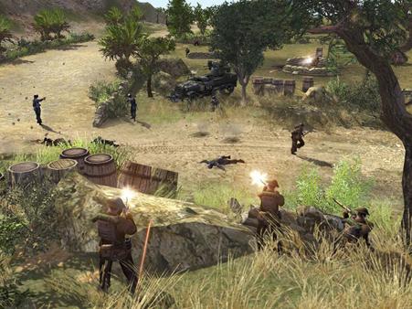Скриншот №3 к Men of War™