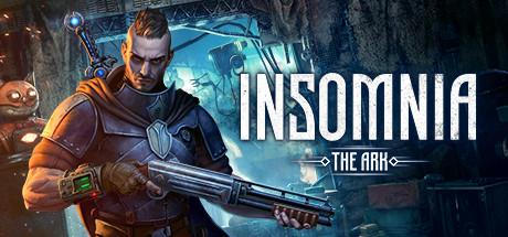 INSOMNIA: The Ark Cover Image