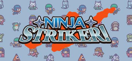 Ninja Striker! Cover Image