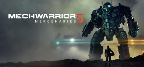 MechWarrior 5: Mercenaries Cover Image