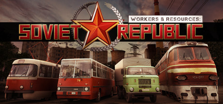 Workers & Resources: Soviet Republic Cover Image