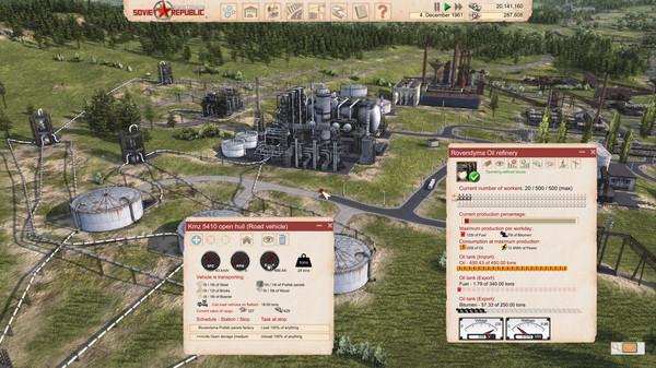 Скриншот №14 к Workers  Resources Soviet Republic