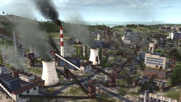 Workers & Resources: Soviet Republic screenshot