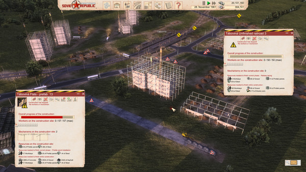 Скриншот №8 к Workers  Resources Soviet Republic