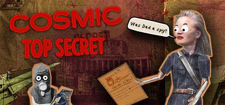 Cosmic Top Secret Cover Image