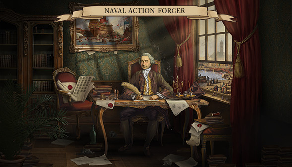 Скриншот №1 к Naval Action - Prolific Forger