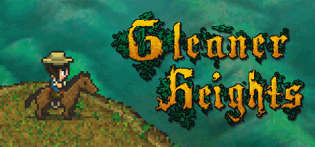 Gleaner Heights Cover Image